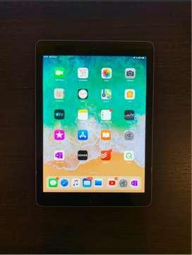 Apple iPad 9.7 6th gen 128gb+Apple Pencil Lápiz + funda
