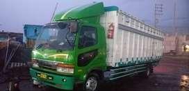 vendo camion fuso fither año 99 totalmente operativo