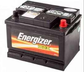 Baterías energizer para auto