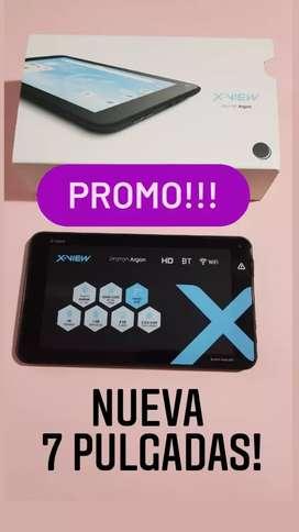 TABLET MARCA X VIEW NUEVA!! PROMO!!!