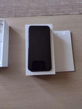 iPhone 7 mate negro