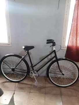 Bici antigua de paseo rodado 26