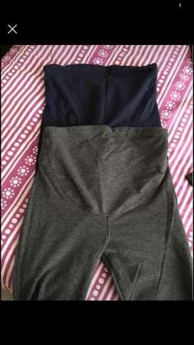 Pantalonetas para gestantes