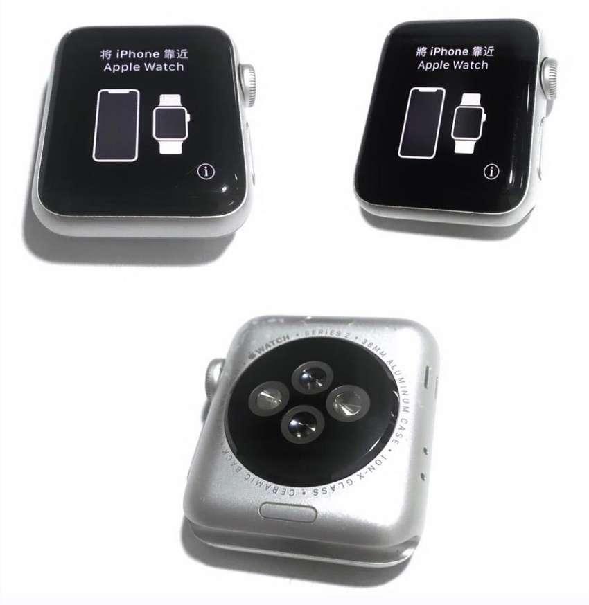 Apple watch serie 2 38mm