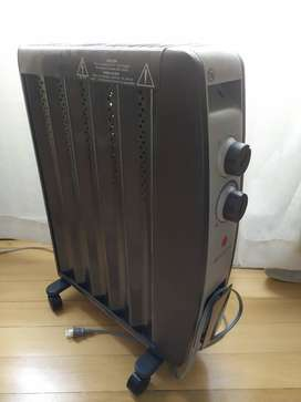 Calentador eléctrico Bionaire