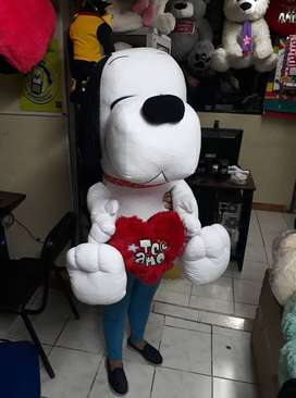 PELUCHES SNOOPY