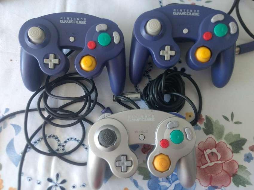 Control Nintendo Gamecube Original 0