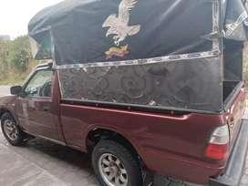 Se vende camioneta chevrolet luv