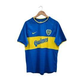 Camiseta Retro Boca Juniors 2000