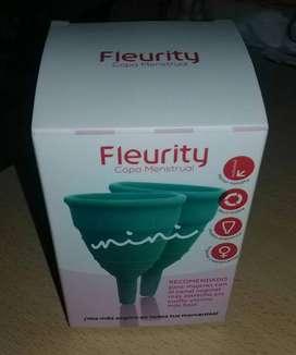 Copa menstrual Fleurity