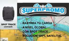 GPS Spot Trace + Servicio Satelite (1 Año)  Promocion Sat 100%