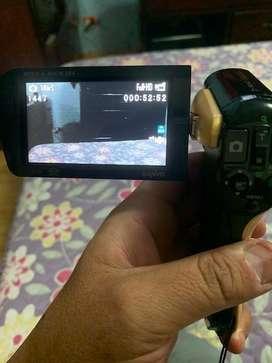 Filmadora 14 megapixeles