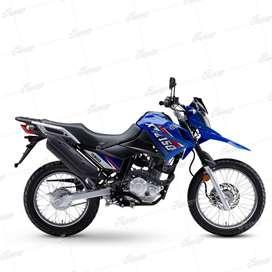 Motocicleta Yamaha XTZ150