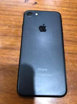 Vendo iphone 7 32 gb negro
