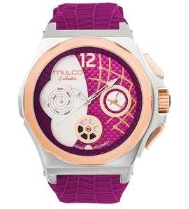 Mulco Enchanted Mw5-3813-013 Reloj Mujer Entrega Inmediata