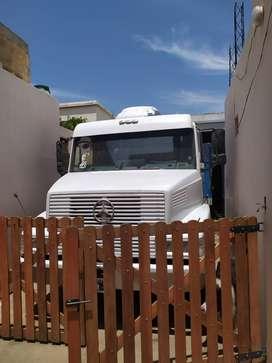 Camión Mercedes Benz 1114/1996 Línea Nueva 1633