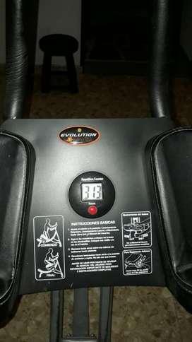 Maquina para hacer ejercicios abdominales. Evolution Fitness ABDOMINALES