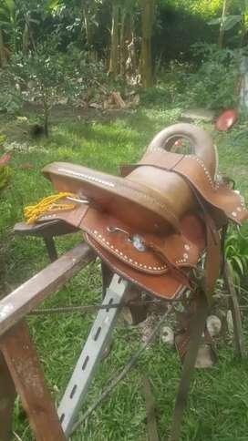 Silla o montura para caballos