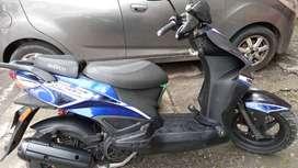 Moto agility kymko