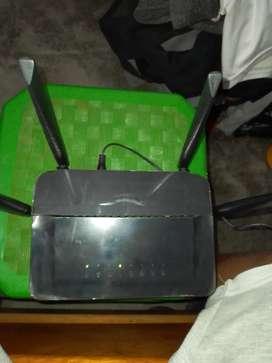 Vendo router de wifi