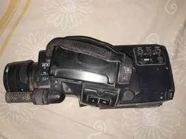 Filmadoras de VHS grandes
