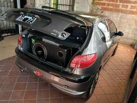 Vendo Peugeot 206 xs full full aire dirección