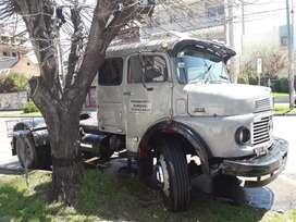 Mercedes 1114 llevado a 1518
