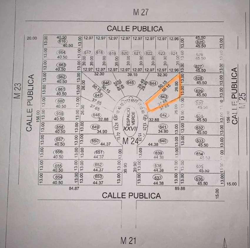 Dueño vende Terreno. Las Tardes Roldan. 0