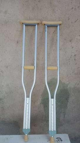 Muletas de aluminio SILFAB