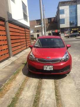 Vendo Kia Rio Sedan