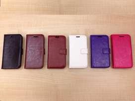 F. Flick Cover leather Motorola E 1era generacion 4.3