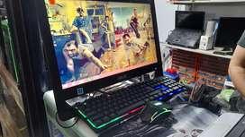 Computadores de mesa para tele trabajo y estudio