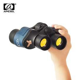 Binoculares Para Adultos 60x60 Binocularesde Visión Nocturna