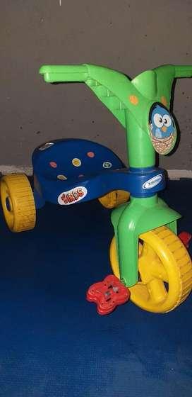 Triciclo nuevo