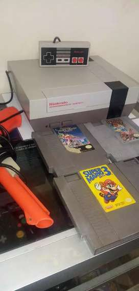 Nintendo nes excelente estado super snes 64