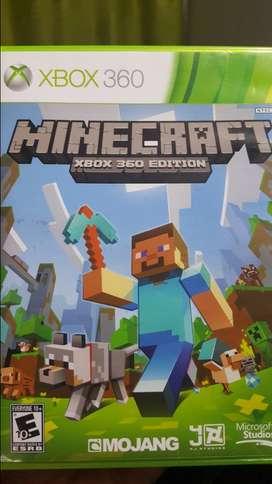 Juego Mindcraft Xbox 360