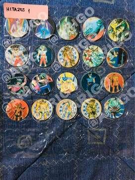 Hitazos Originales Caballeros del Zodiaco 1