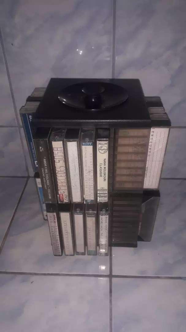 Cassettes de Audio con música Variada 0