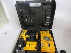 Taladro inalambrico 24 voltios con accesorios