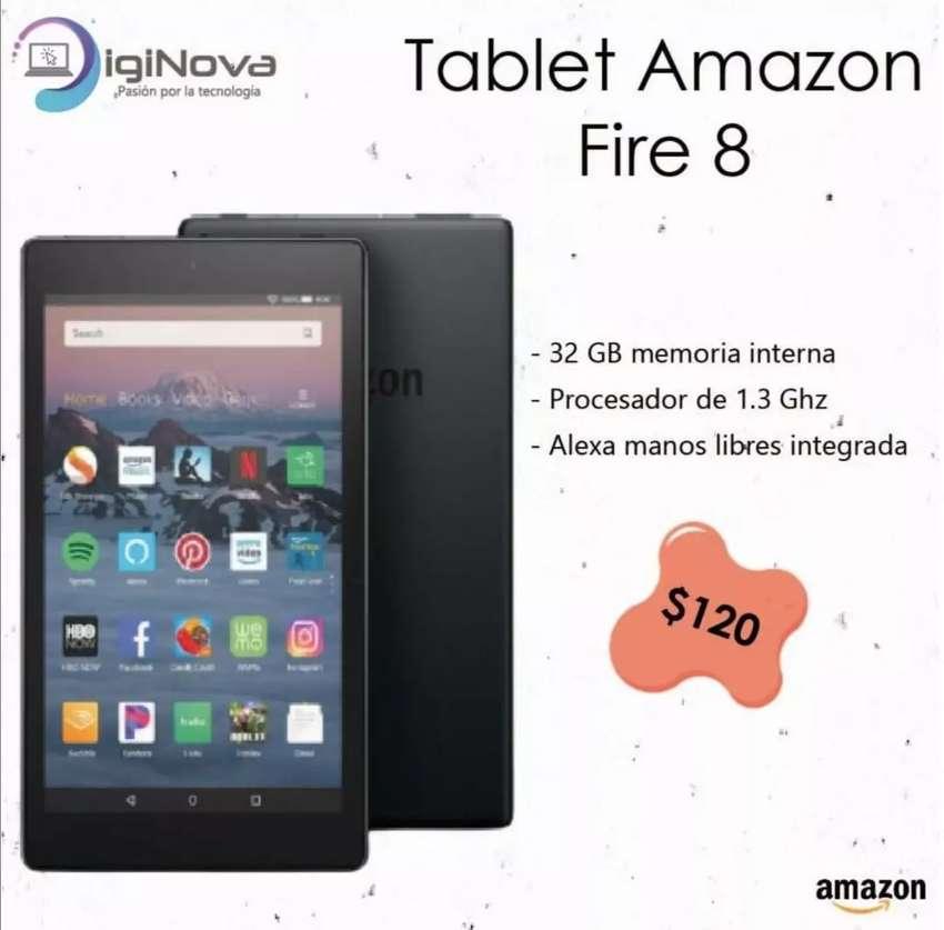 Tablet Amazon Fire 8 HD 0