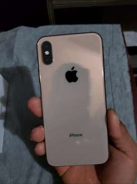 Iphone XS gold de 64 gb