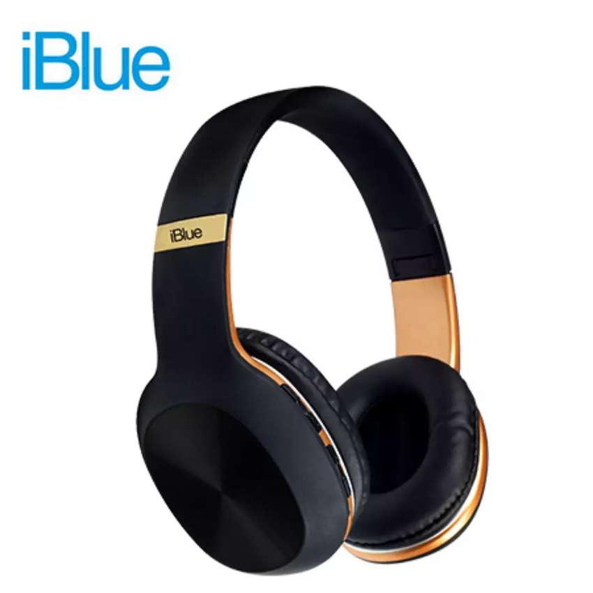AUDIFONOS BLUETOOTH IBLUE REBEL HB951R 0