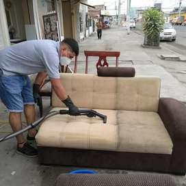 Lavado de muebles en seco y semiseco