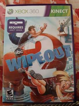 Video Juego Wipeout Xbox 360 Kinect