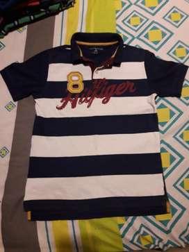 Camisetas Tommy Polo Ralph Semi Nueva