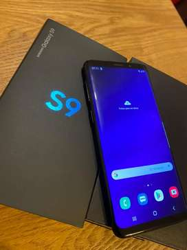 Samsung S9 Impecable