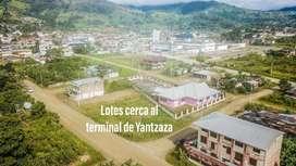 Lote de venta cerca al Terminal de Yantzaza