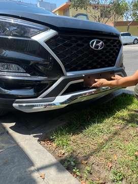 Body Kit para Hyundai Tucson 2019 +