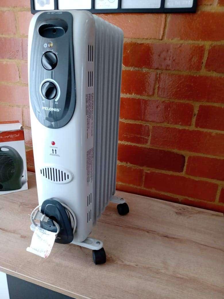 Calentador de ambiente de aceite - Calefacción