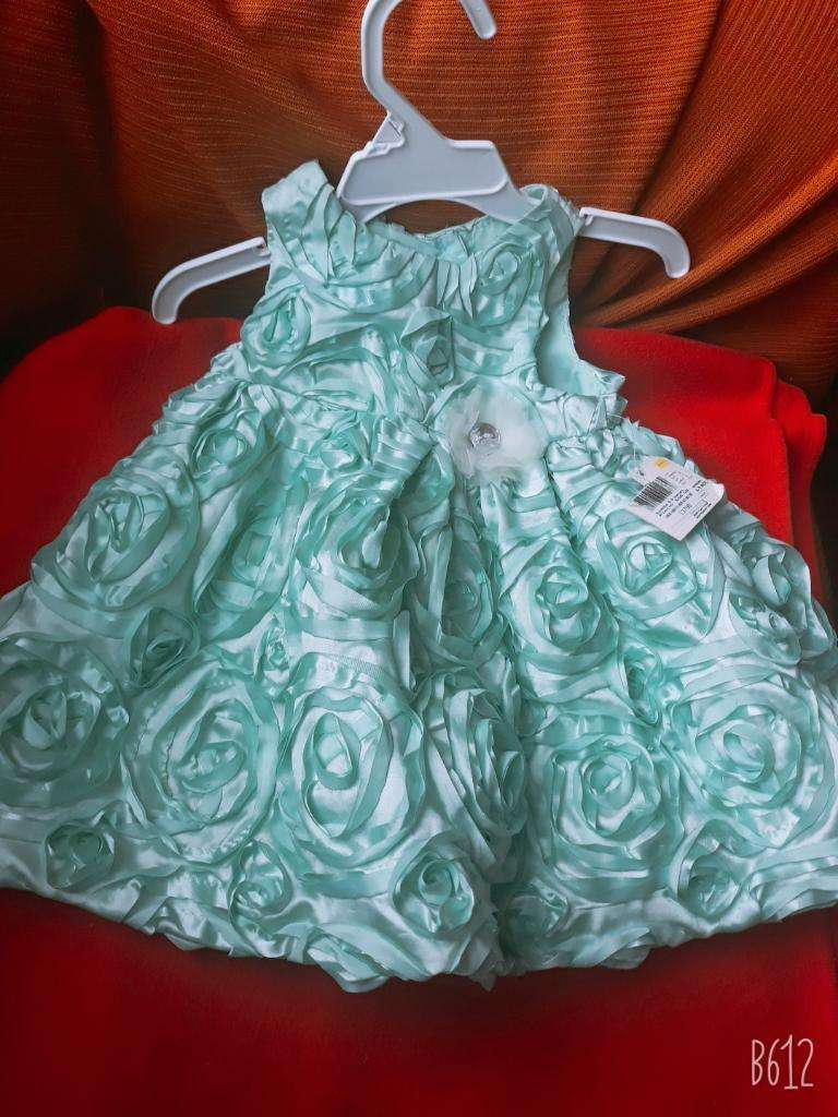 Vestido Elegante para Niña 0